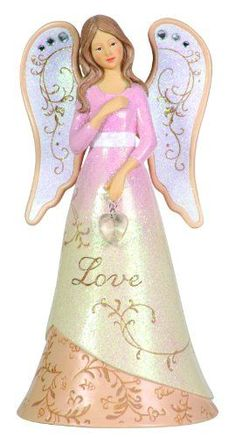 Precious Moments Angel With Heart Figurine - http://www.preciousmomentsfigurines.org/angels/precious-moments-angel-with-heart-figurine-2/: