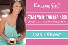 Origami Owl® offers custom designed Living Lockets which you can with design telling your story and represent things you have lost in your life. The Jewelries of Origami Owl® are more than one necklace; it is a complete visual reminder showing your story.