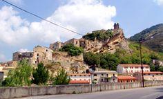 Panoramio - Photo of Cleto cs - Panoramica del Castello