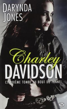 """The Small World of Belly: Lecture 7/200 """"Charley Davidson, tome 5 - Cinquièm..."""