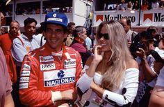 Ayrton Senna, le immagini di una vita