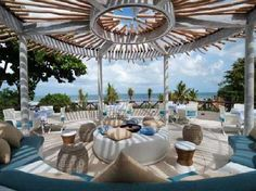 Cocoon Sunset Roof Terrace International, Asian fusion Cocoon Restaurant Bar Beach Club Jl Double Six 66 | Blue Ocean Boulevard, Seminyak, Bali 80361, Indonesia +62 361 731266