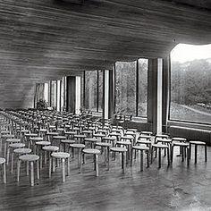 Alvar Aalto. biblioteca Viipuri