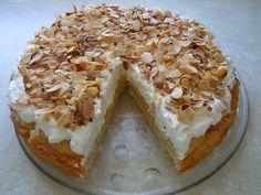 'Apfel-Sahne-Torte'