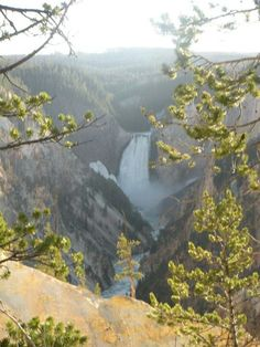 Yellowstone National Park. America's Oldest & Greatest!