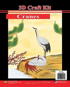 BIBIA Craft Kit Cranes CNS002 * Read more  at the image link.