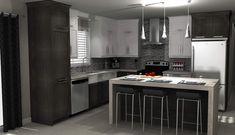 Inspiration, Room, Kitchens, Design, Home Decor, Houses, Home, Decorations, Condo Kitchen