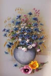 Атласная рапсодия цветов