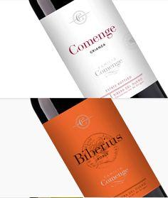 Descubre nuestros mejores #vinos, elaborados en la Ribera del Duero y Rueda. Comenge Crianza y Biberius