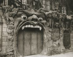 """""""Hell Cabaret (Cabaret L'enfer)""""  France, The end of the 19th century."""