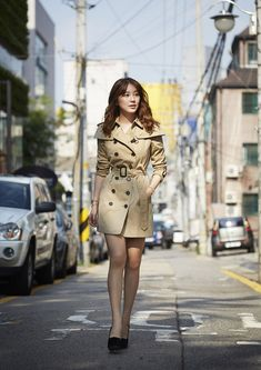 ART OF THE TRENCH SEOUL, YOON EUN HYE | Burberry