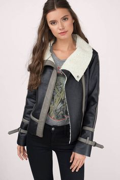 The Lucky One Coat at Tobi.com #shoptobi