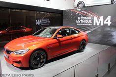 Mondial de l'automobile 2014 Paris - BMW M3