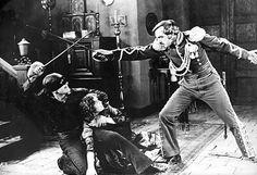 Douglas Fairbanks - The Swashbuckling Press