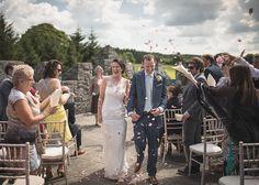 beautiful alternative civil wedding in ireland cloghan castle by tomasz kornas