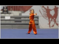 5th World Junior Wushu Championships, Group B Girls Nanquan CHN Li Xue Na 李雪娜 9.10 - YouTube