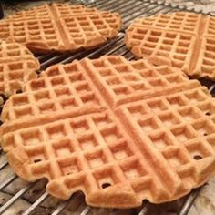 Paleo Waffles Recipe | Key Ingredient