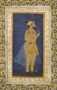 Shah Shuja, second son of Shah Jahan