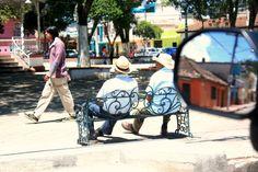 siesta 29 Luglio 2013 Parque de la Marimba Tuxtla Gutierrez Mexico