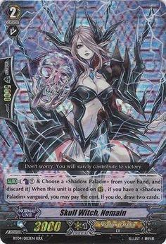 Skull Witch, Nemain/Shadow Paladin