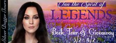 Satisfaction for Insatiable Readers: Silver Dagger Book Tours presents... INN THE SPIRIT OF LEGENDS by Becki Willis - SPOTLIGHT + GIVEAWAY!