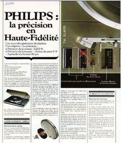 la nostalgie des beaux amplis,Philips