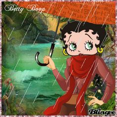 Betty  Boop posted by Redlandspoodles.com
