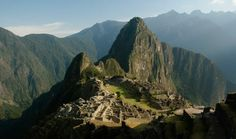 pinterest 7newwonders of the world | Machu Picchu, Peru - These 7 New Wonders of the World will give you ...