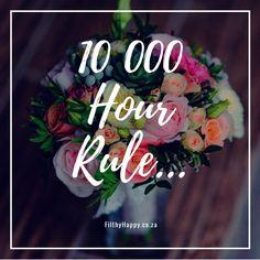 10 000 hour rule