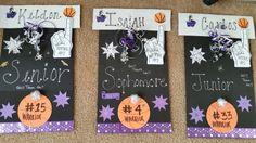 Sport Poster Ideas Signs Locker Decorations Ideas For 2019 Basketball Playoffs, Houston Basketball, Basketball Posters, Sports Posters, Basketball Court, Basketball Crafts, Girls Basketball Shoes, High School Basketball, Basketball Stuff