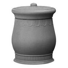 Good Ideas Savannah 30-Gal Urn Storage and Waste Bin Color: