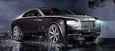 Wraith, el Rolls-Royce más potente nunca construido.  Por 245.000 euros.