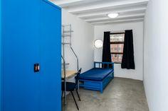 Kolorowy dom studencki w RPA - wnętrze