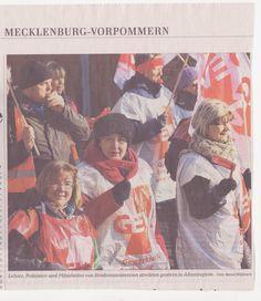 ich bin auf der Suche nach Spannendem,was in der Zeitung von Stralsund zu finden ist,ab wann dürfen Polizisten streiken?!