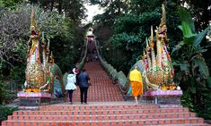 Everyone should pay Chiang Mai a visit when coming to Thailand because of its'…