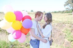Inspiratie voor je bruiloft: romantische styling shoot - Pinterested @ http://wedspiration.com.