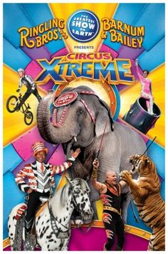 Enter now for your chance to enjoy a family night out at Ringling Bros. and Barnum & Bailey Circus XTREME in Baltimore.