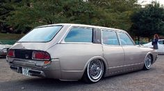 Image detail for -Tags: Crown , Old School , Toyota , wagon