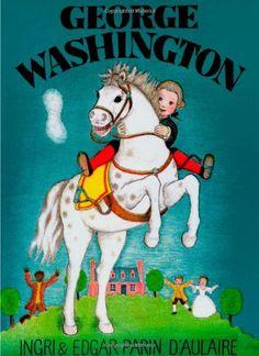 George Washington by Ingri d'Aulaire,http://www.amazon.com/dp/0964380315/ref=cm_sw_r_pi_dp_FBHcsb1PM5DTKZHS