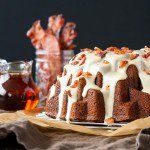 Banana Bacon Bundt Cake – #BundtBakers