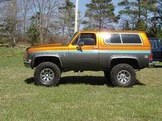 1984 k5 chevy blazer