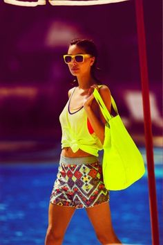 Neon Colors <3 make everything better.
