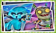 Plants vs Zombies Garden Warfare 2:Hero Showcase(All Characters Pvzgw2) ...