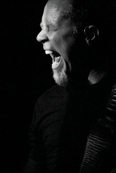 James Hetfield (Metallica) The reason my first born is named James!!