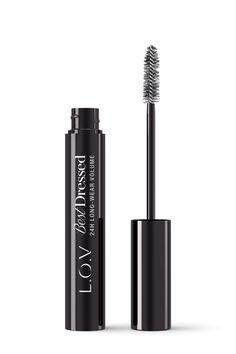 L.O.V Best Dressed 24H Long-Wear Volume Mascara