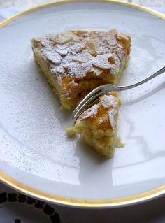 The Green Paprika & Paprika: Torta spagnola all'arancia e mandorle _Spanyol mandulàs narancstorta Torte Cake, Sweet Pie, Pie Dessert, Sweet Cakes, Pinterest Recipes, Coffee Cake, Sweet Recipes, Food To Make, Bakery