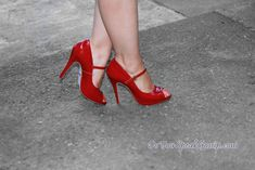 Put a cherry on top #outfit #cherry_red_shoes - DoYouSpeakGossip.com