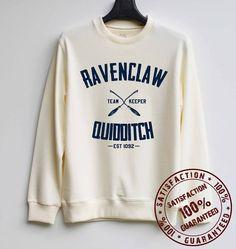 Ravenclaw Quidditch Sweater ($30)