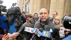 Representative Luis Gutierrezdoesn't just talk the talk. When push comes to shove, he stands up for Latinos and what he believes in. MORE: Rep. Gutierrez Calls on Comcast & NBC to Drop Trump from SNL