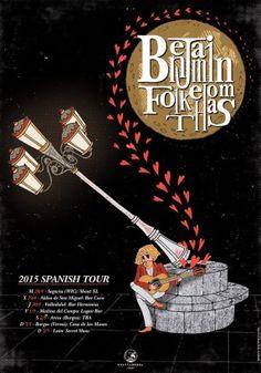 BFT Spanish Tour 2015